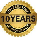 Celebrating  10 years of Geosciences