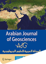 CAJG - 2nd Conference of the Arabian Journal of Geosciences- Springer